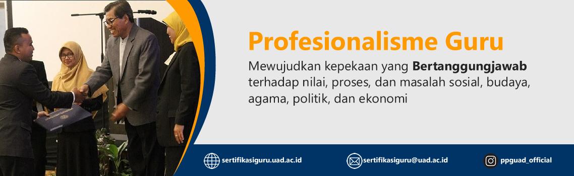 Profesionalisme Guru